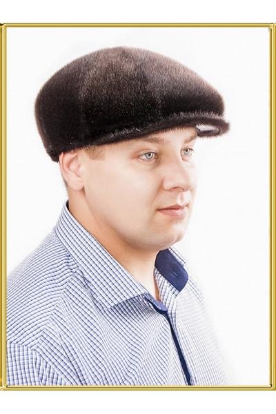 """Кепка из нерпы мужская """"Восьмиклинка-2"""""""
