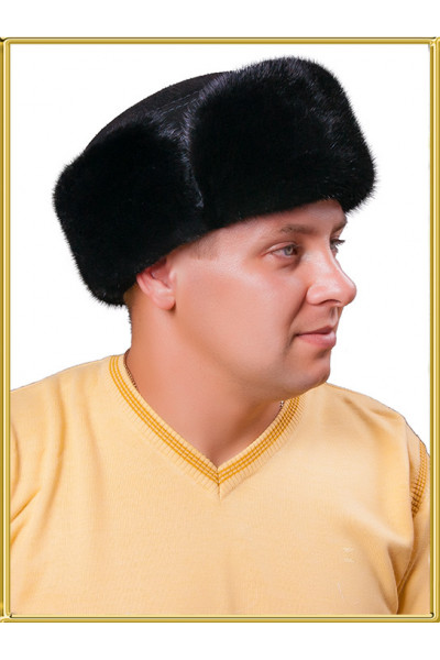 Мужская меховая шапка Боярка