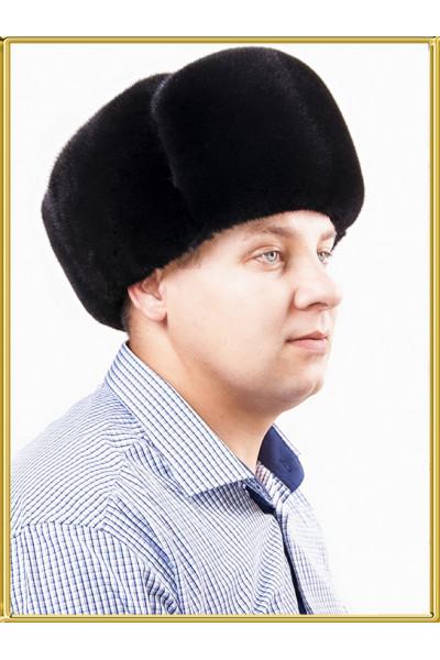 """Шапка ушанка норковая """"Каскад"""""""