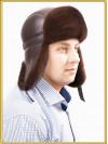 """Меховой пилот из норки """"Норд"""""""