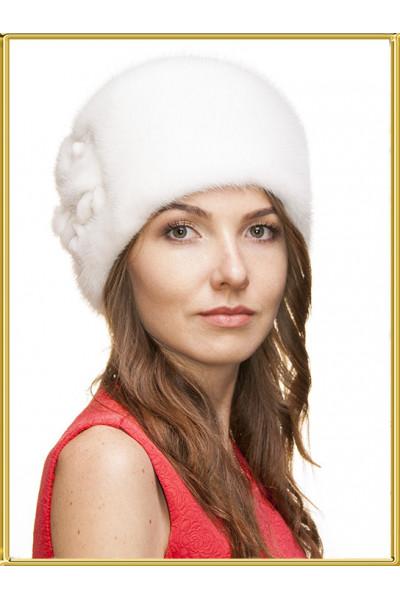 """Норковая шапка """"Кубанка"""""""