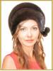 """Норковая шапка """"Мелисса"""""""