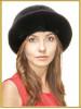 """Норковая шляпка """"Пантера"""""""