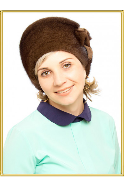 "Кубанка из норки ""Прима"""