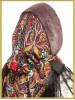 "Меховой платок на голову ""Весана"""